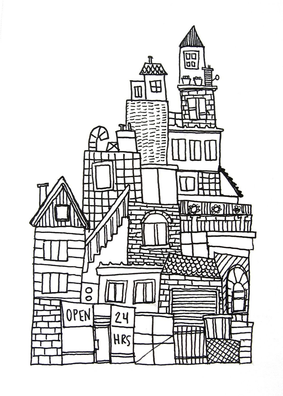 pippar « City Puppets |City Building Sketches