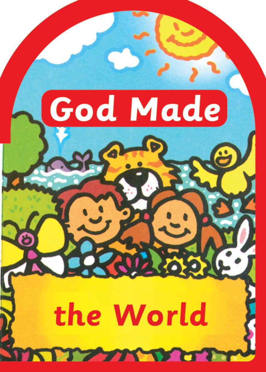 CFP | God made the World | Una Macleod