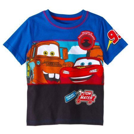 Boys Disney Cars Lightning McQueen Summer Bermuda Fashion Shorts Sizes from 3 to 8 Years