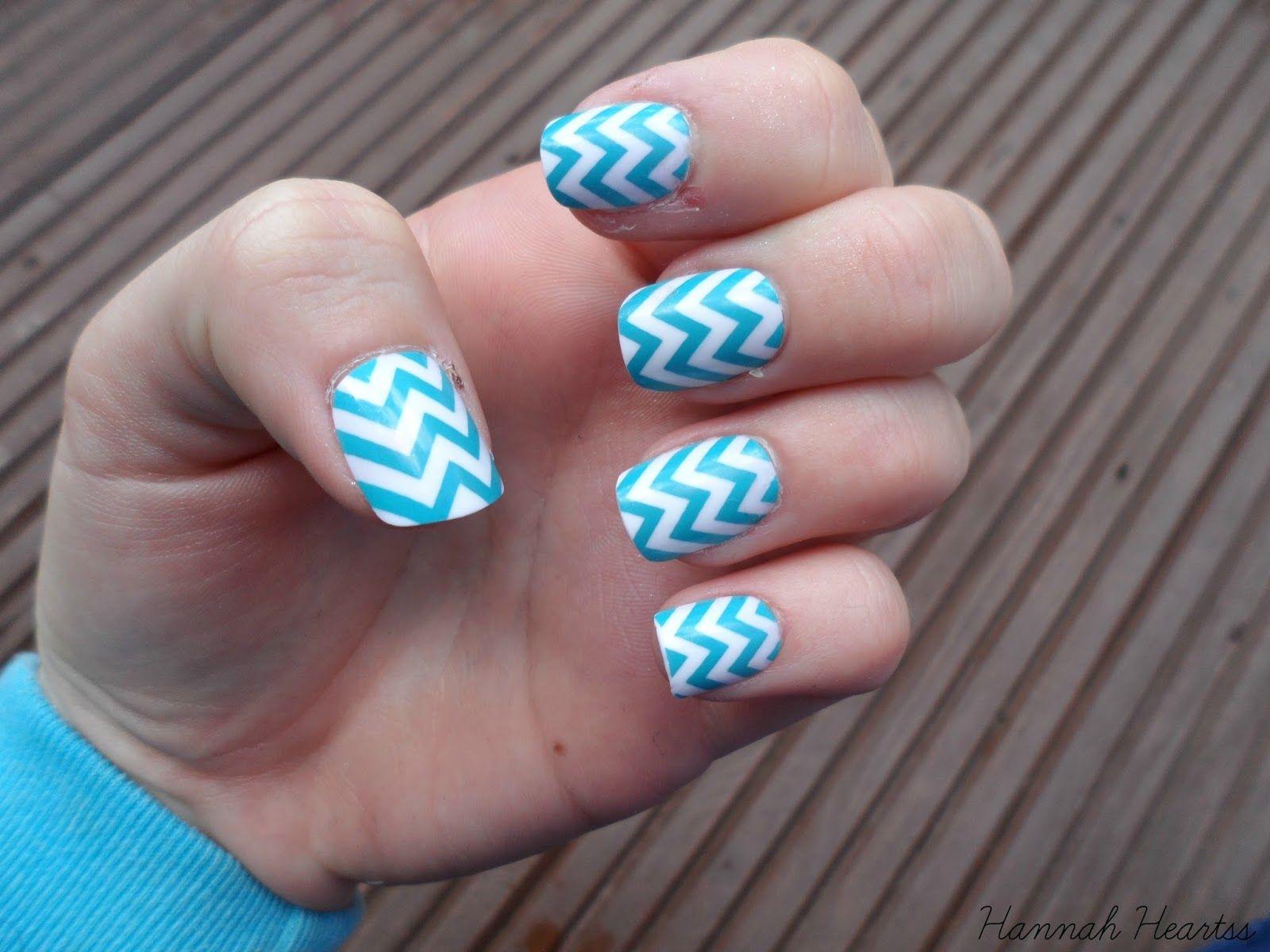 Primark Fashion Nails, Beauty | Hannah Heartss Blog | Pinterest