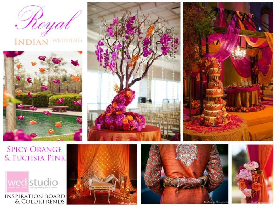 We Love The Use Of Bright Colors During A Wedding Check Out Our