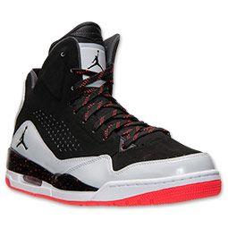 free shipping 2727c 8f731 Men s Jordan SC-3 Basketball Shoes   Finish Line   Black Pure  Platinum Anthracite