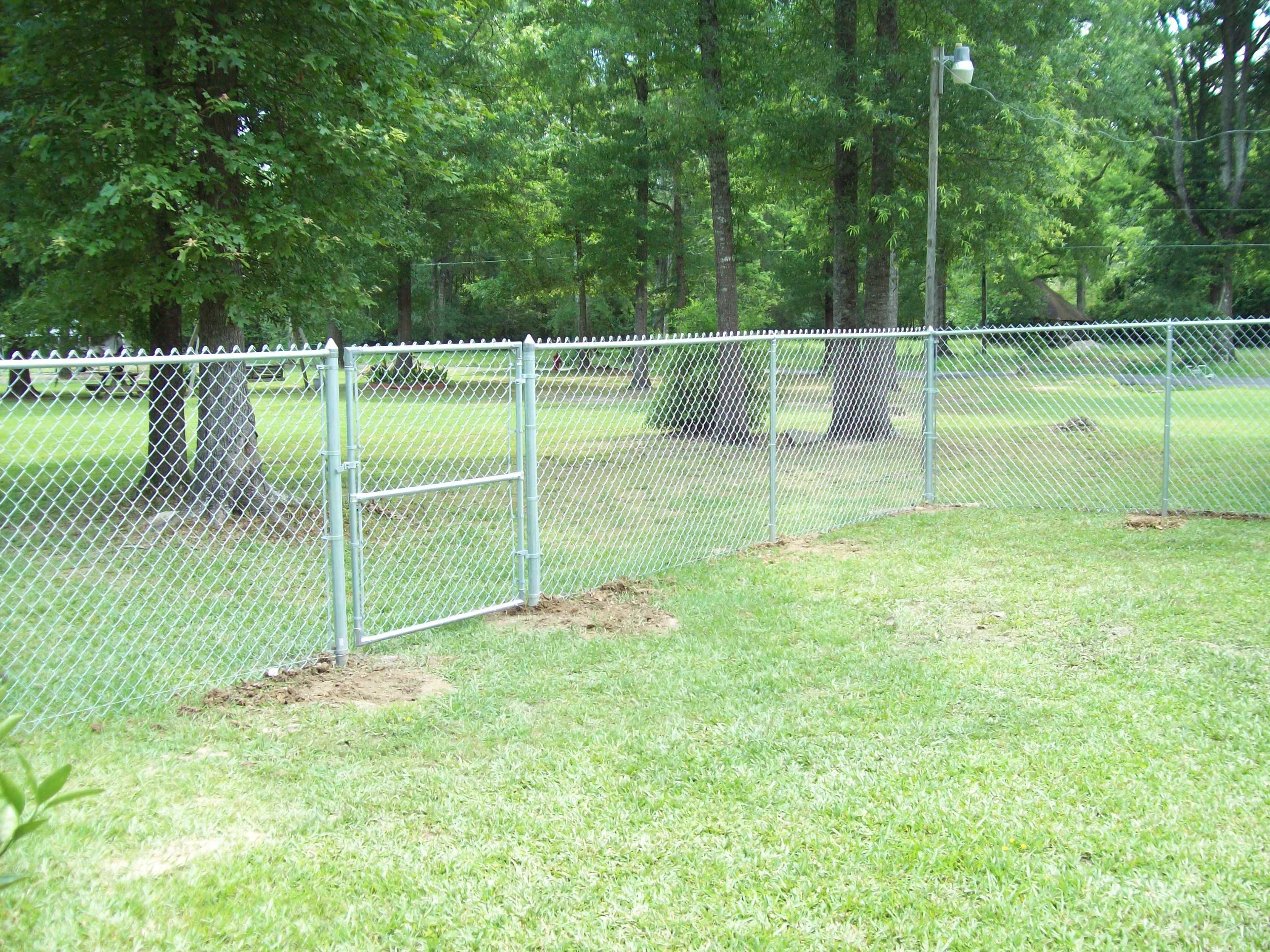 Really happy with the way the fencing project turned out. Thanks False River Fencing~!!