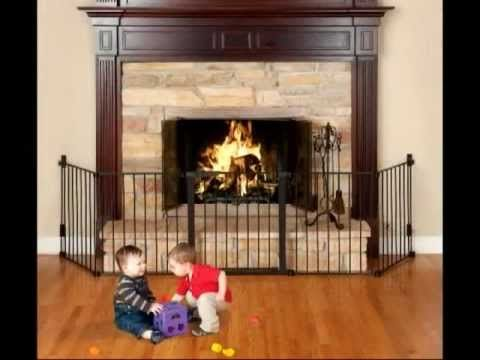safety gate for baby feel free at home to explore play area rh in pinterest com