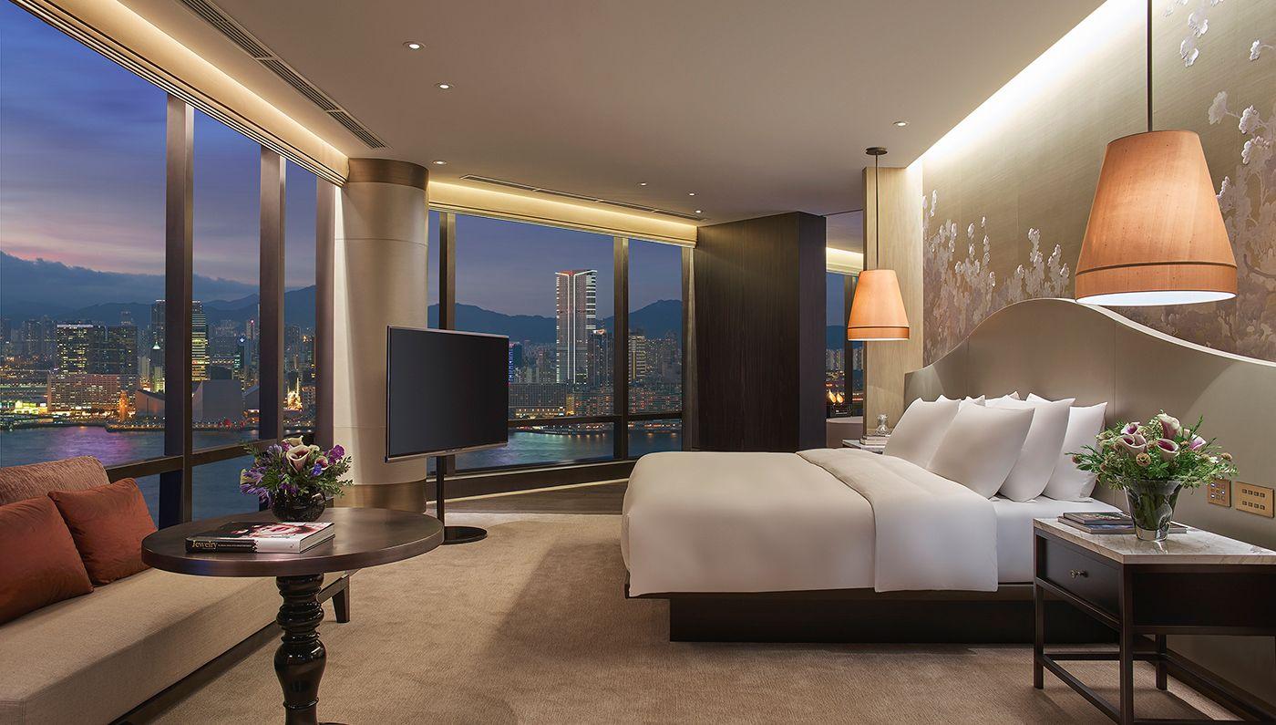 A First Look at Grand Hyatt Hong