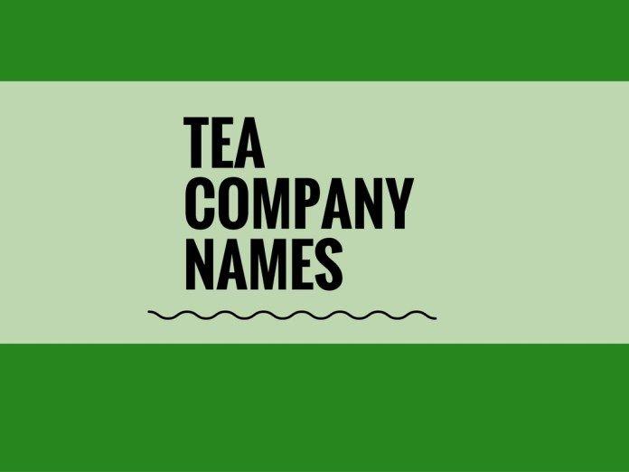 67 creative names for tea company catchy small business names rh pinterest com