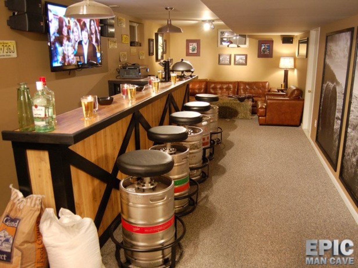Room The 33 Best Man Caves You