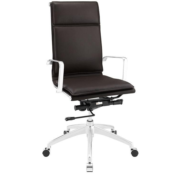ray mid century high back office chair products chair high back rh pinterest com