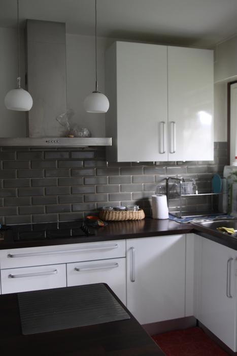 Afficher Limage Dorigine Appartement Séjour Pinterest Deco - Idee deco cuisine grise pour idees de deco de cuisine
