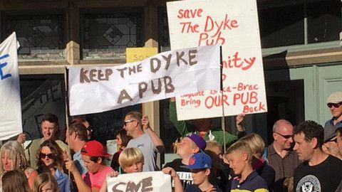 Campaigners celebrate as pub 'closed overnight' is granted ACV status
