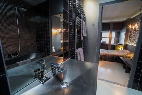 Design hotel badhu utrecht badkamer utrecht