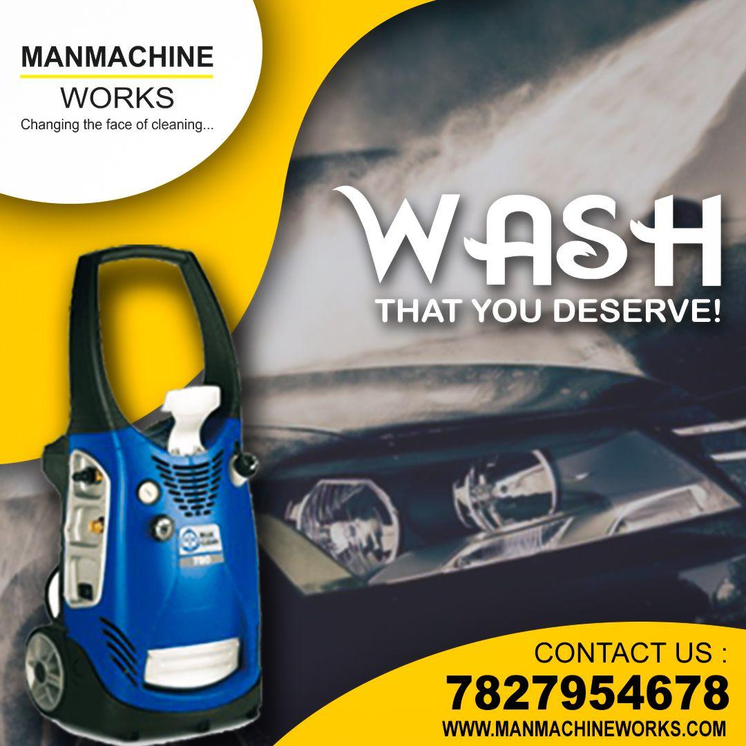 BC780 Single Phase High Pressure Washer Car wash, Car