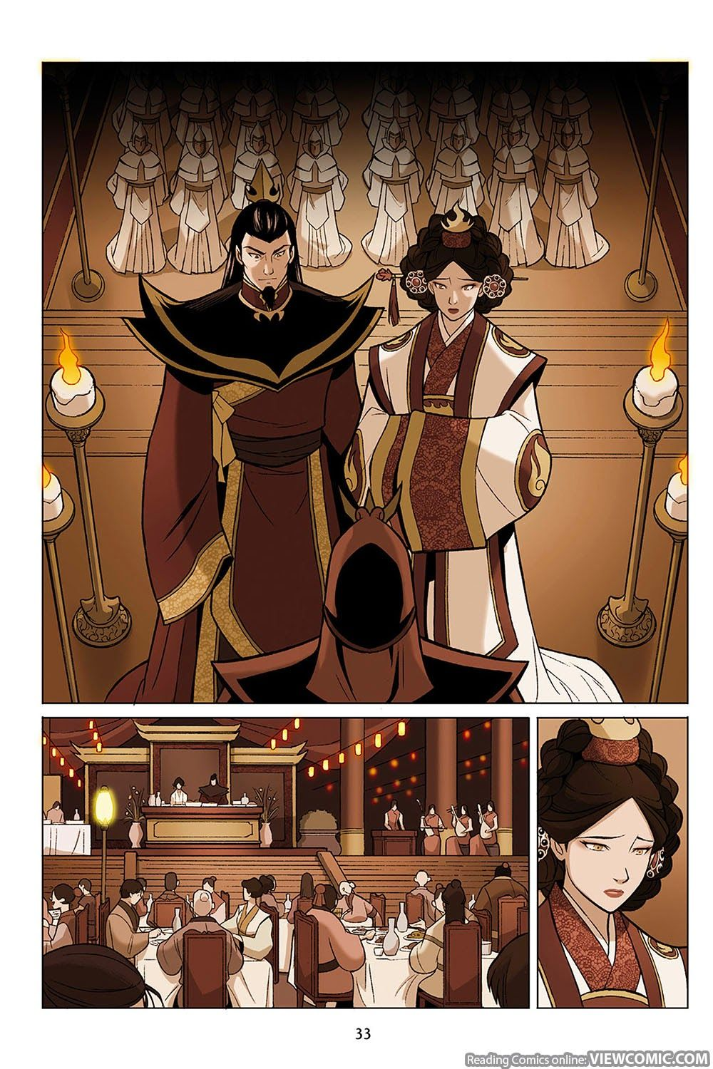 Avatar the last airbender the search part 1 2013