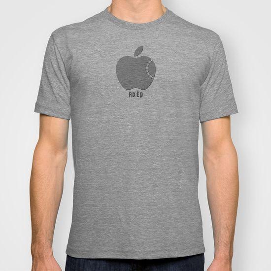 Fixed! T-shirt