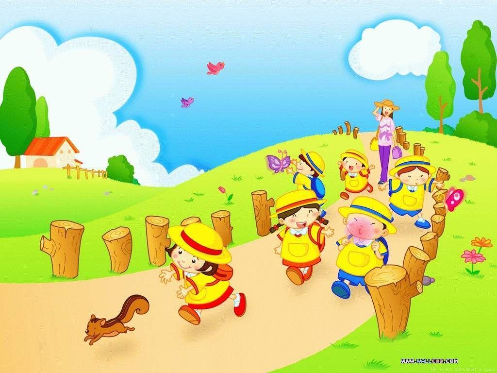 76 Gambar Kartun Lucu Anak Paud Hd Terbaik Cartoon Wallpaper Hd Cartoon Wallpaper Cartoon Background