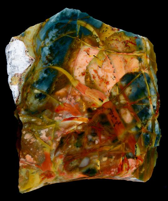 Morrisonite 'King of Jasper' by Captain Tenneal, via Flickr