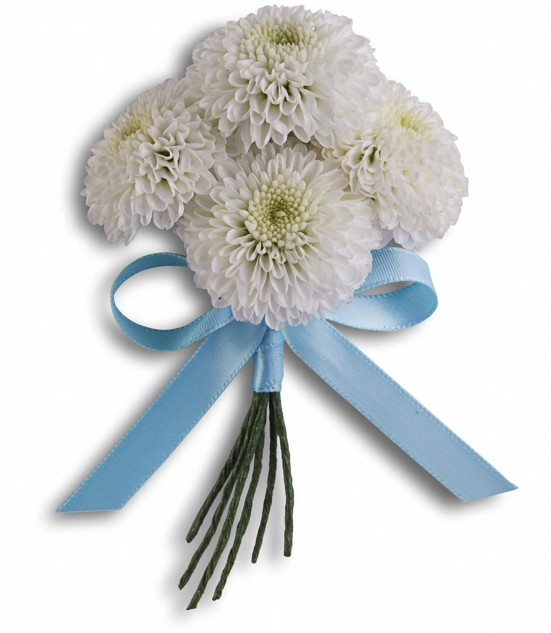 Country Romance Boutonniere Wedding flowers, Prom