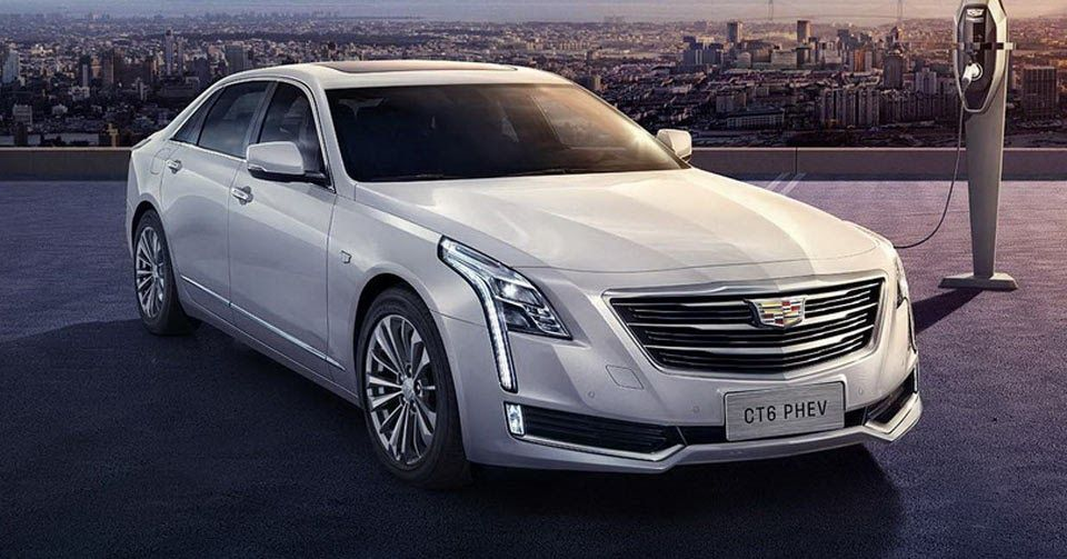 cadillac launches ct6 plug in hybrid in china prices it from rh pinterest com