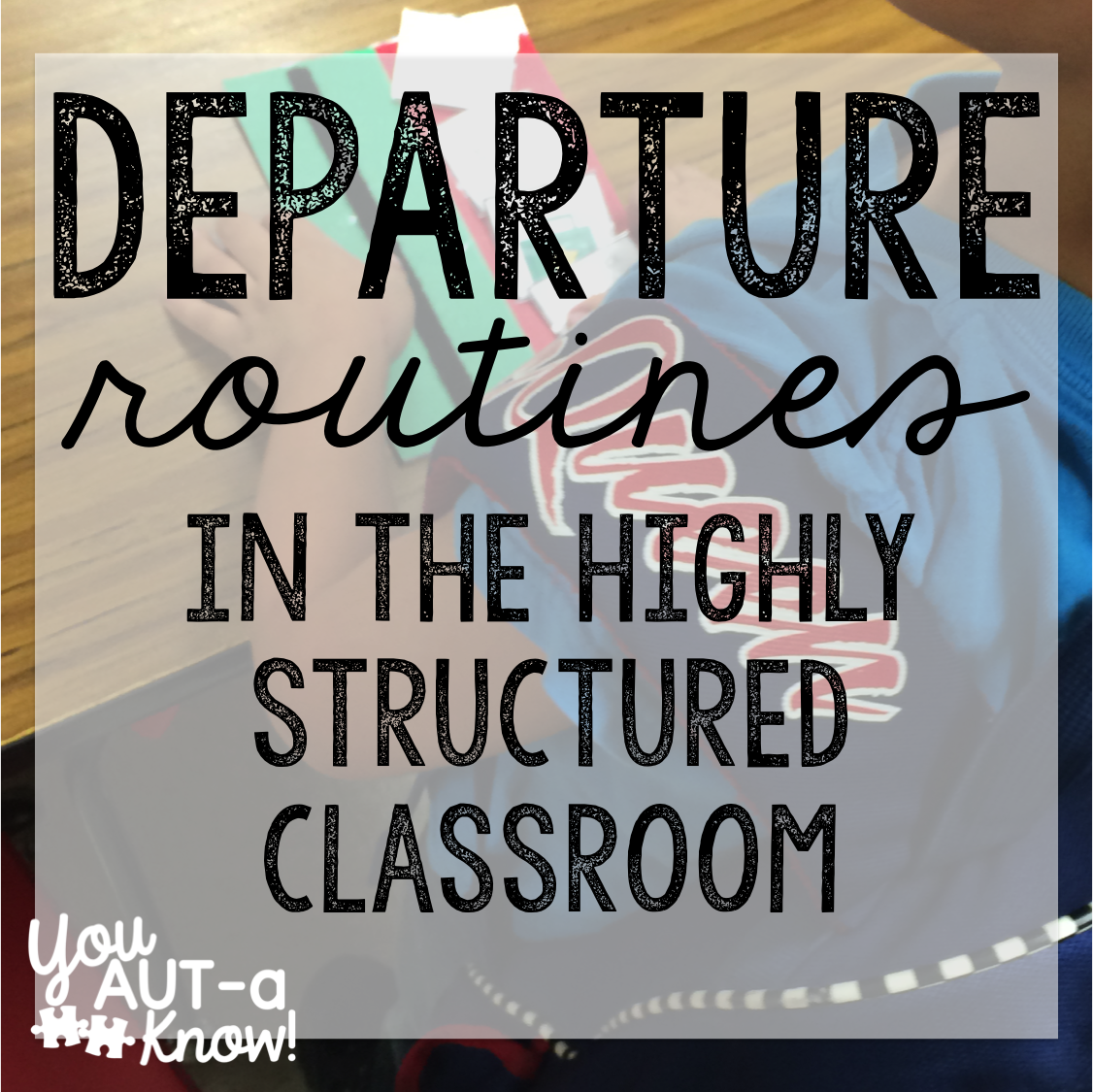 Functional Routines in the Highly Structured Classroom