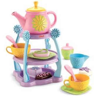 FisherPrice Servin' Surprises Tea Party Set (5 Star