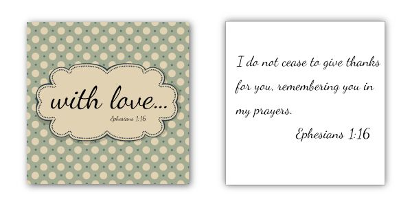 With love card, both sides Printables Pinterest - thank you letter to doctor