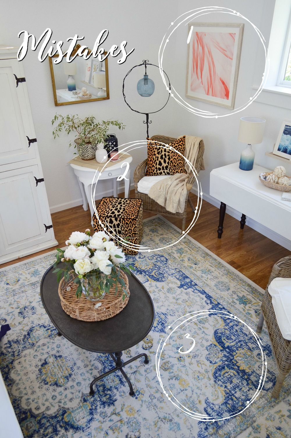 BEFORE New Home Decorating Tips and Ideas