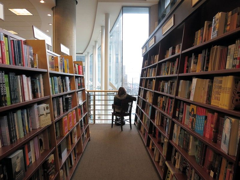 Dating site for bookworms
