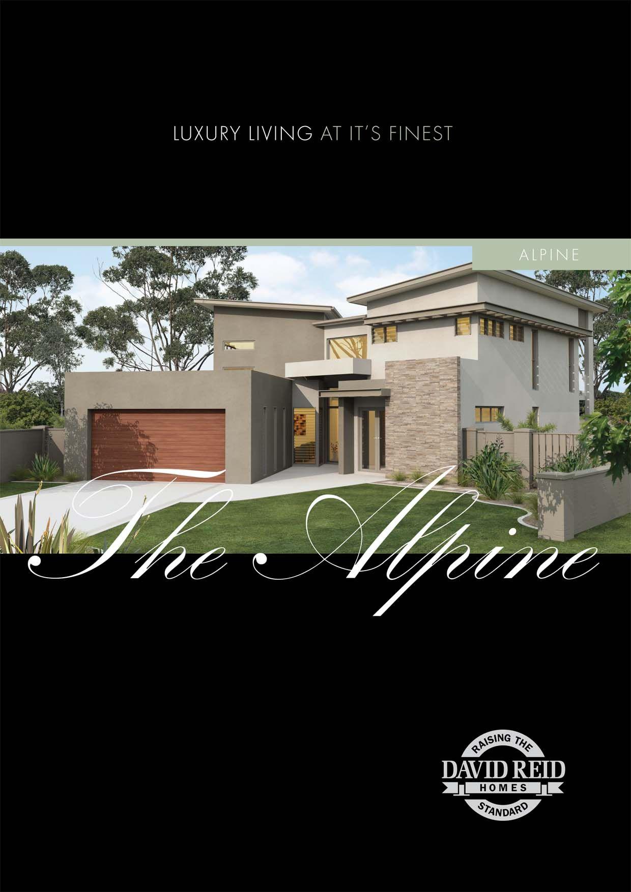 David Reid Homes Australia Luxury Custom Home