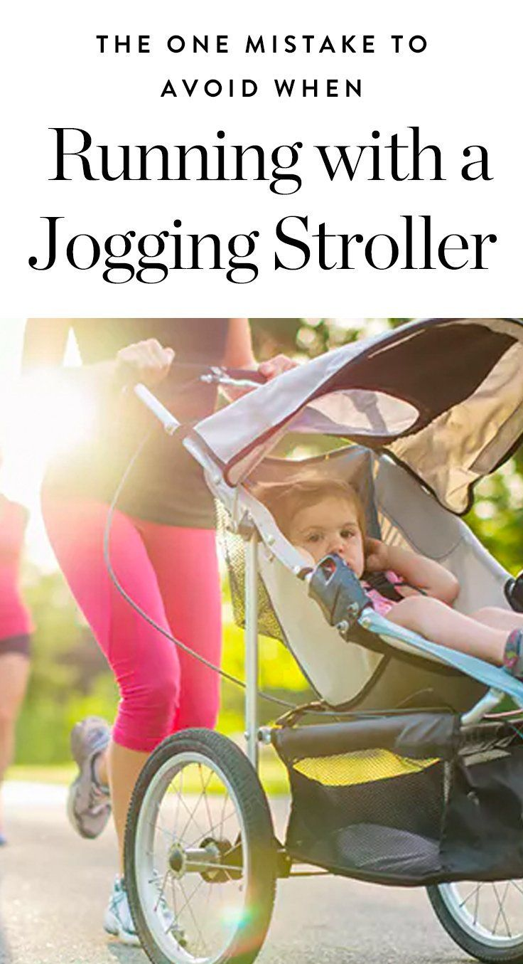 The One Mistake You're Making When You Run with a Jogging