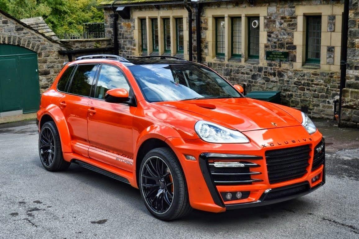 Porsche cayenne xclusive wide body kit wide body kits porsche sports car and sports cars
