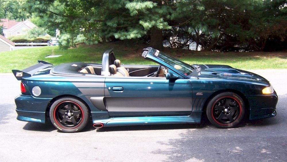 Deep Forest Green 1995 Mustang Gt Mustang Gt Mustang Deep Forest