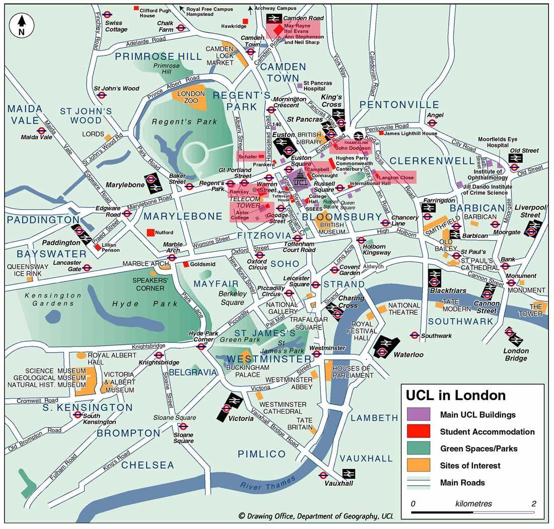 London England Transit Map.Map Of Neighbourhoods In London England London Map London