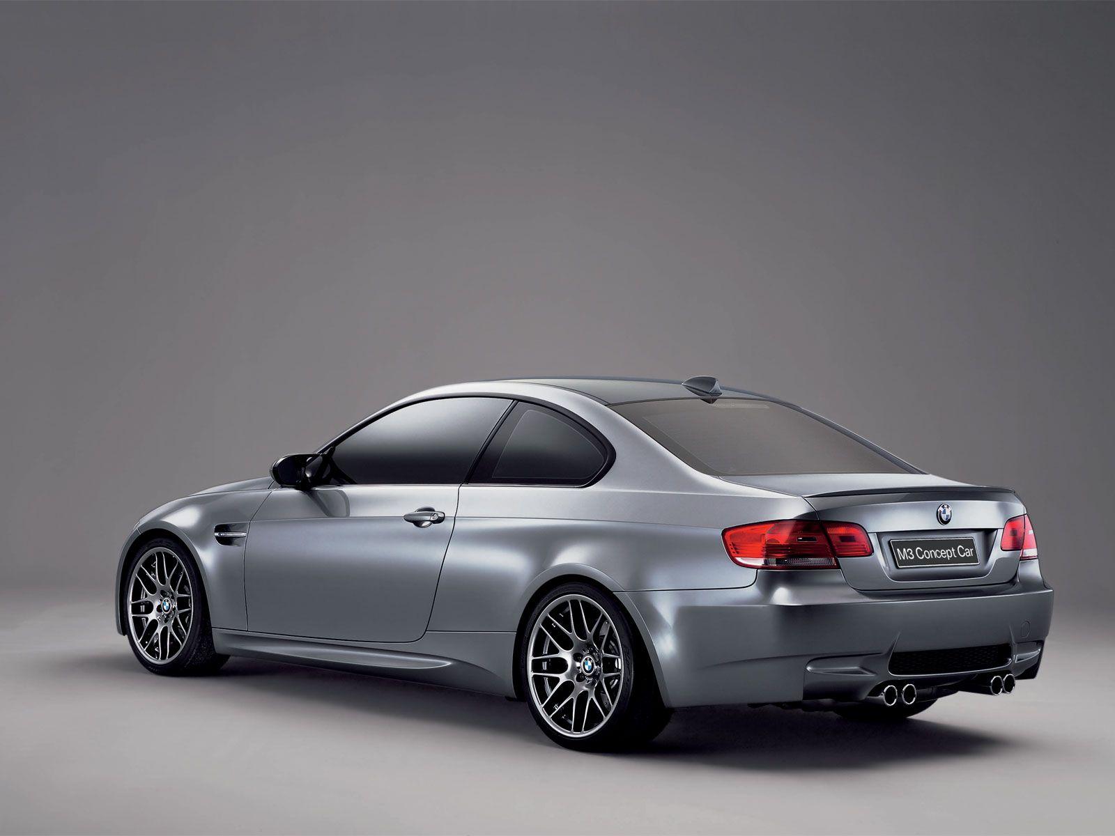2007 Bmw M3 Concept Bmw M3 Coupe Bmw M3 Bmw Concept