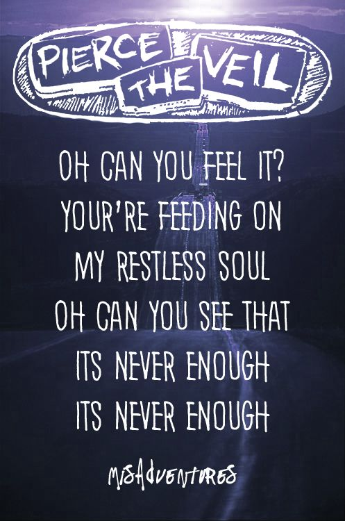 Pierce The Veil- Today I Saw the Whole World