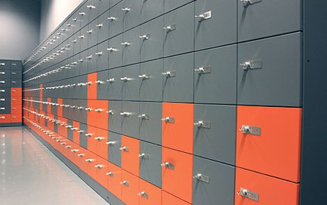 Image result for concert lockers