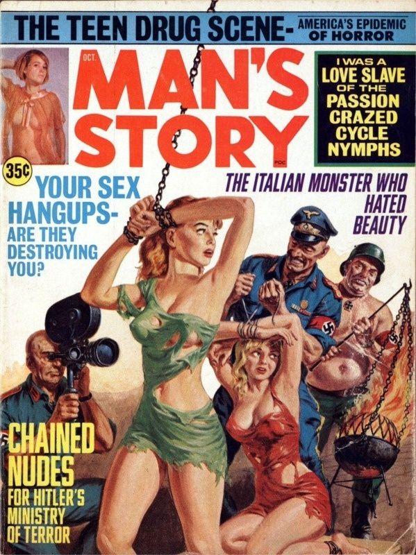 Bondage in man story