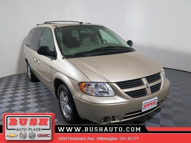 Used 2007 Dodge Grand Caravan Sxt For Sale At Bush Auto Place In