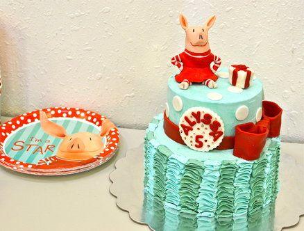 Olivia Cake  Cake by CrystalMemories