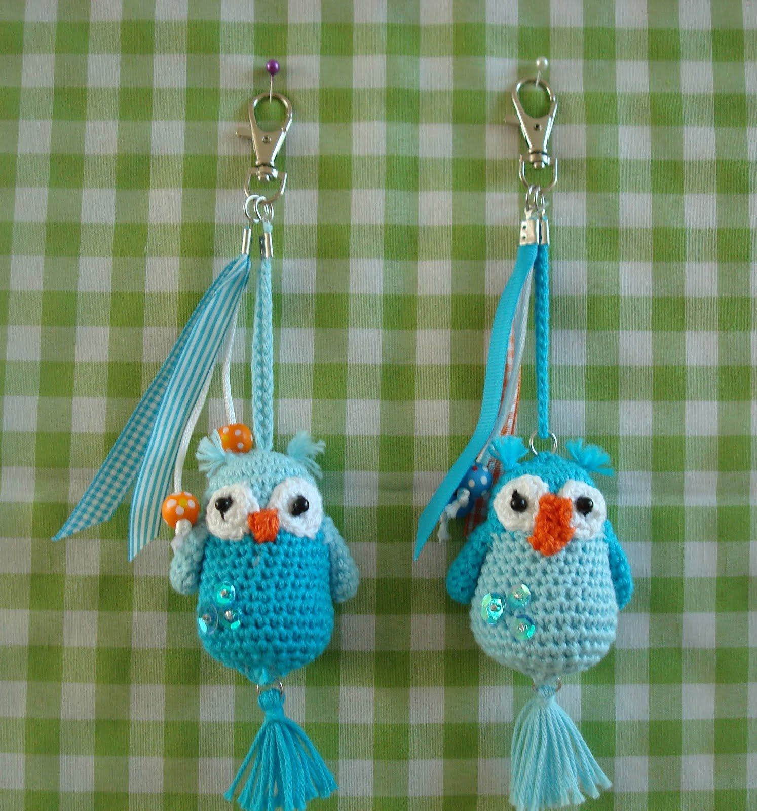 haken sleutelhangers on pinterest key rings haken and crochet frog. Black Bedroom Furniture Sets. Home Design Ideas