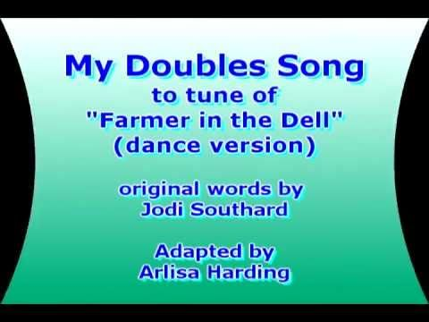 A song for teaching children their \'doubles\' addition math facts ...