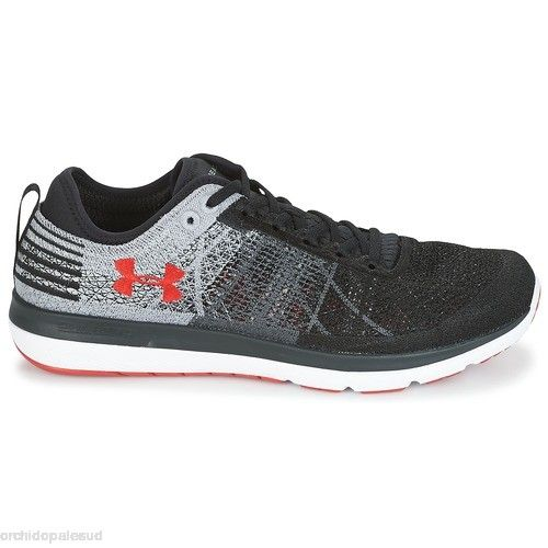 best service c057e 9508d Under Armour Threadborne Fortis Homme Baskets Mode Noirrouge. basket  sportattitude sport chaussures underarmour