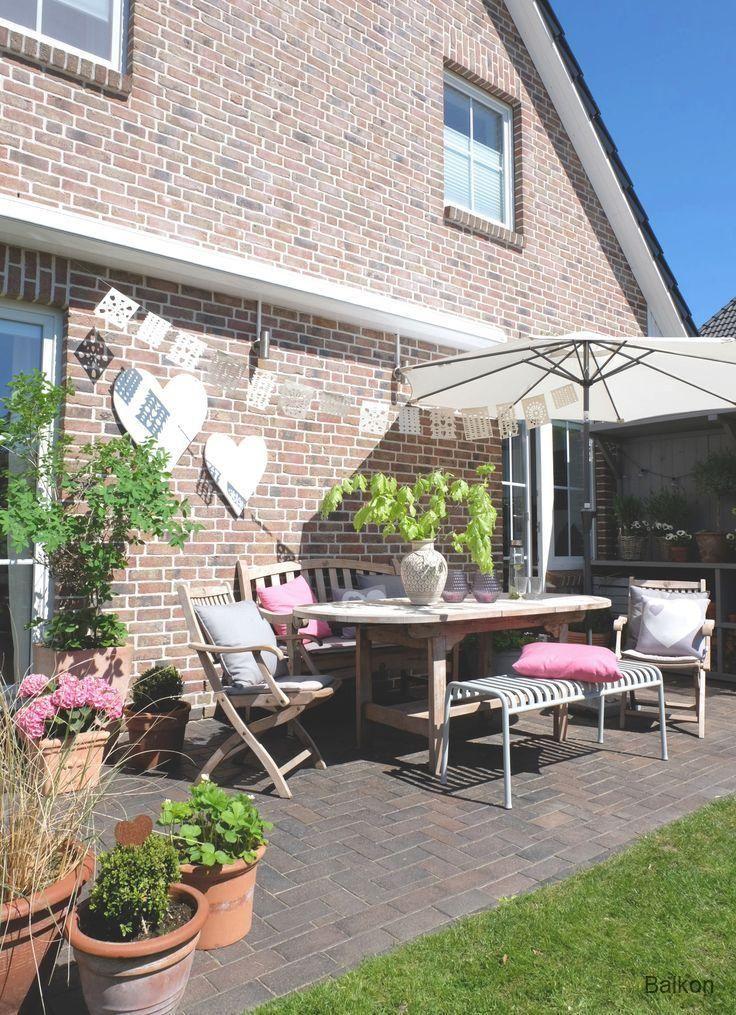 Balkon Werbung / Den Garten fit machen für den Frühling - 10 Schritte bis zum Frühling - Gart... #kräutergartenbalkon
