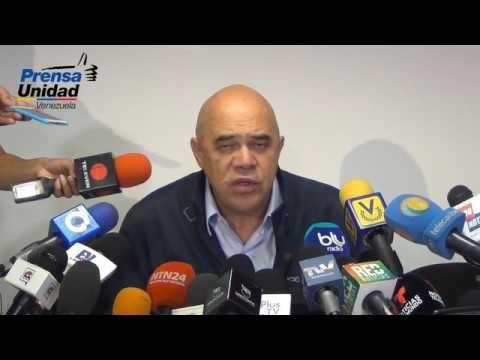 Chuo Torrealba fijó posición tras la suspensión de la recolección del 20% por parte del CNE - YouTube