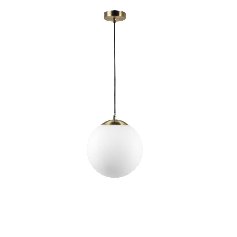 Suspension E27 Design Boreal Metal Laiton Brosse 1 X 40 W Mathias Luminaire Scandinave Luminaire Lampe Design