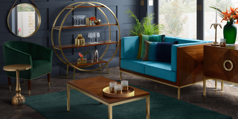 Ravello Furniture Collection Blue