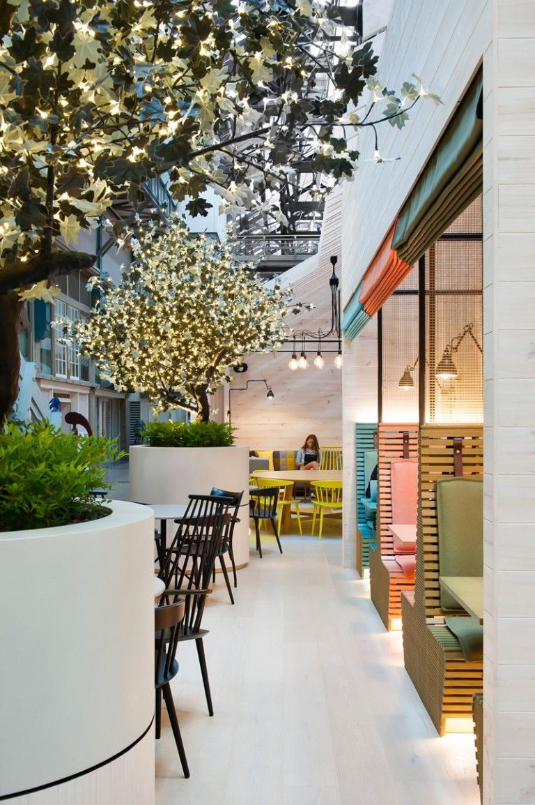 The Ovolo Woolloomooloo Hotel by Hassell  Hotel bar design, Hotel decor, Australian interior design