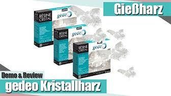 Resin Grundausstattung Gießharz Breddermann - YouTube
