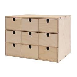 Organization compartments