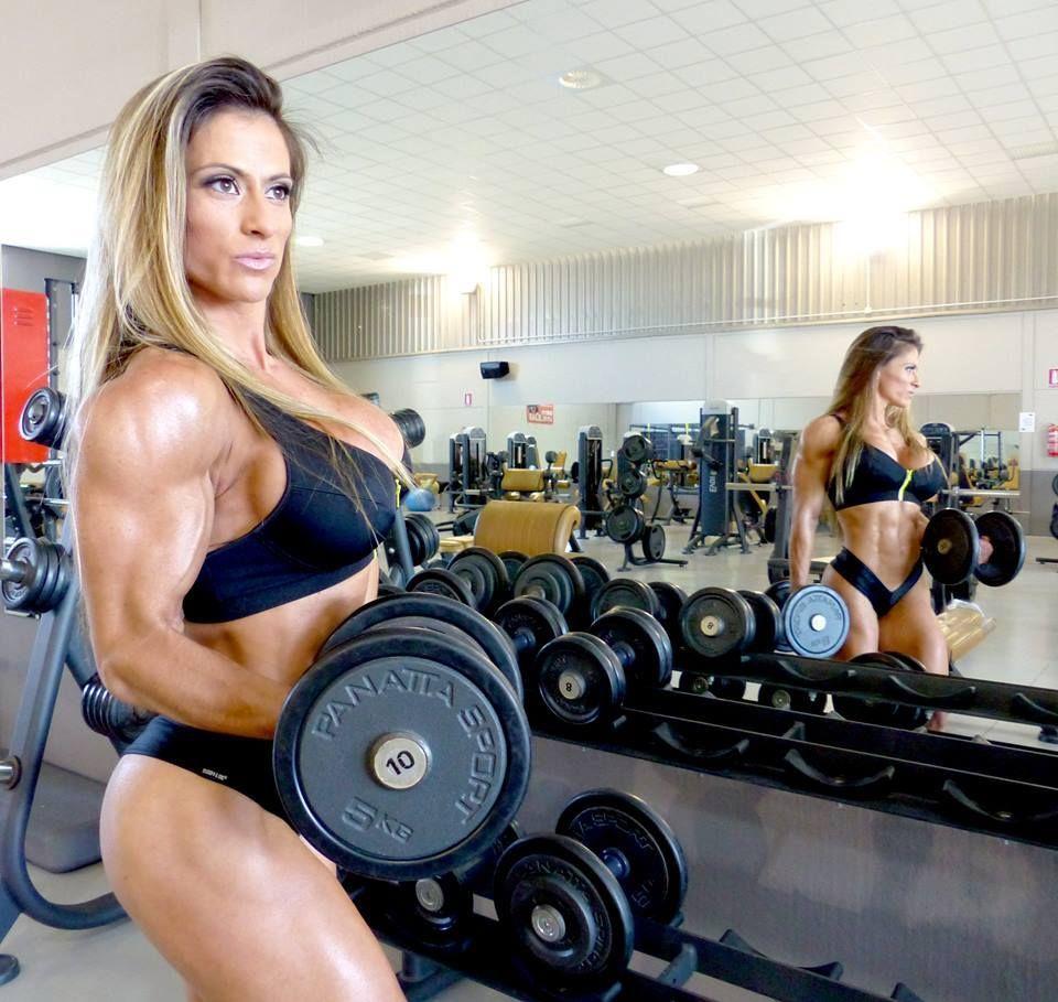 Maria Garcia muscle - Buscar con Google