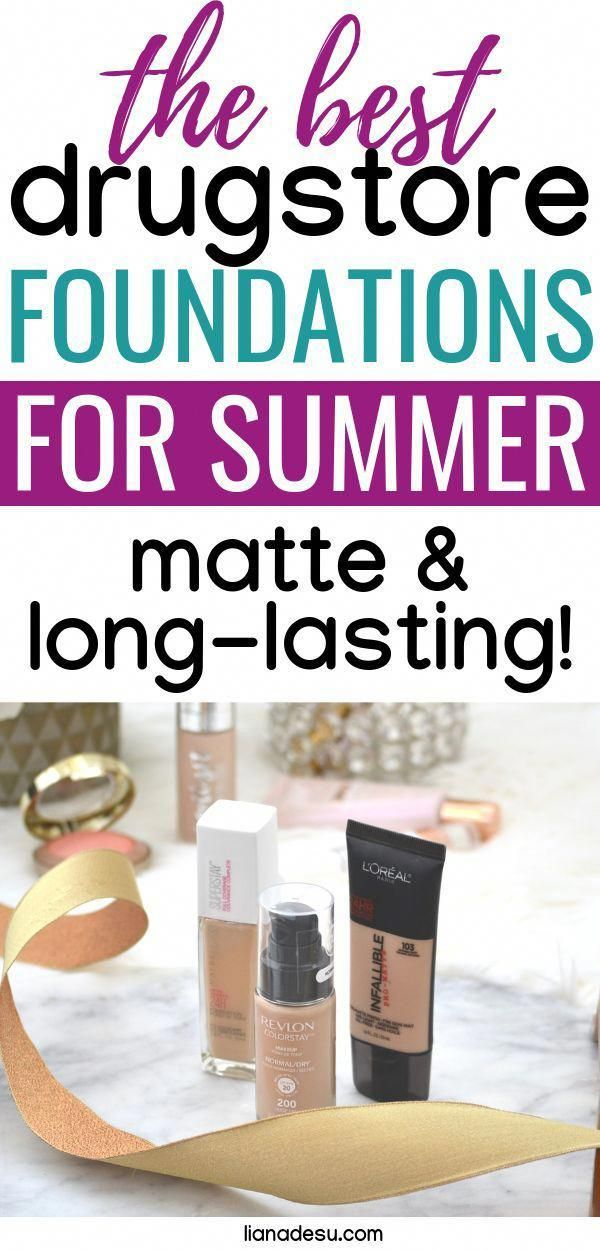 How to get sweat proof and long lasting foundation